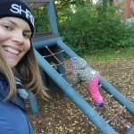 Erst Kind, dann Karriere? Ein steiniger Weg für Gastmum Sarah