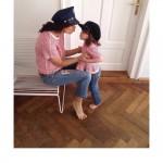 Mini me – Lucia & Ava zeigen uns ihren Style