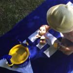 Endlich Sommer! Badespaß mit Lotte & Max und NIVEA Sun