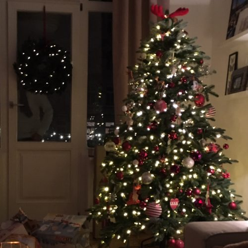 verliebt in einen weihnachtsbaum mytwodots. Black Bedroom Furniture Sets. Home Design Ideas