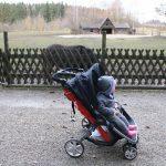On Tour im Doppelpack mit Britax – Kinderwagen