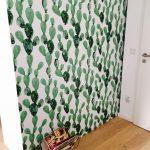 Kaktus an der Wand – DIY