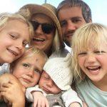 Das nennen wir eine Großfamilie! Wie das Leben mit 4 Kindern ist? Das erzählt uns heute Claudia.