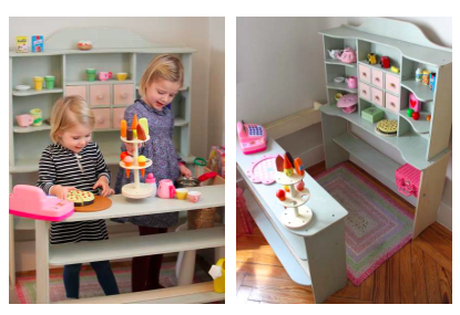 Lotti lulu zeigen uns ihr kinderzimmer mytwodots - Kinderzimmer julia ...