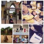 Shopping Ausflug ins Wertheim Village