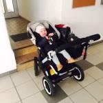 Schwanger: 2 Kinder auf 4 Rädern – Teil 1