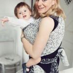 lovaloom – besondere Tragetücher – Gründerin & Mama Christina berichtet