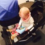 Schwanger: 2 Kinder auf 4 Rädern – Teil 2