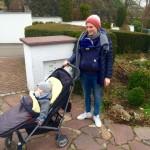 Wieso man eine Babytrage braucht? Unterwegs mit Ergobaby!