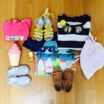 Ich packe meinen Koffer…