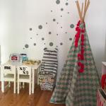 Paulines neues Kinderzimmer