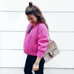 Mommy to be: Jessie von Journelles