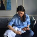 Très chic – très click – working Mum Ninon