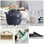 Im April geht es nicht ohne…News