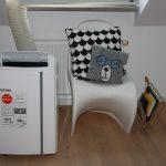 Cool down – Klimaanlage für das Schlafzimmer von Koenic