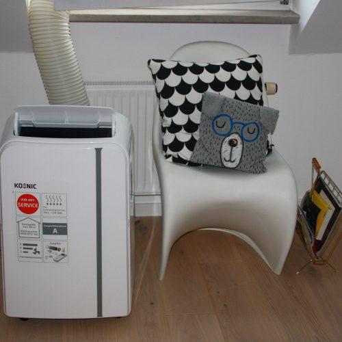 Cool down – Klimaanlage für das Schlafzimmer von Koenic – mytwodots