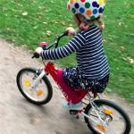 WOOM – Pauline fährt Fahrrad